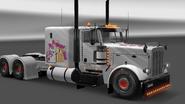 FANMADE ETS2 Pete 389 Custom - CMC Skin 9