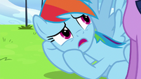 """Rainbow Dash """"we really messed up"""" S6E24"""
