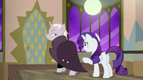 "Rarity ""allow me to explain"" S6E12"