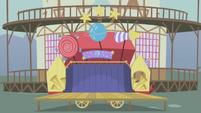 Trixie's unfolding stage S1E06
