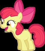 Castle Creator Apple Bloom smiles