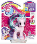 Explore Equestria Starlight Glimmer doll packaging