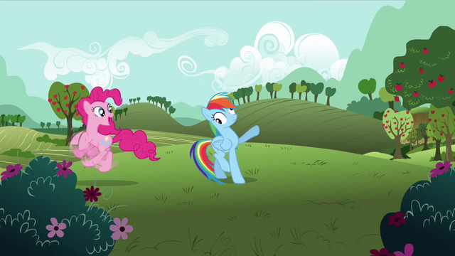 File:Pinkie Pie 'Gotta go!' S3E3.png