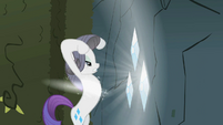 Rarity losing her colors S2E1