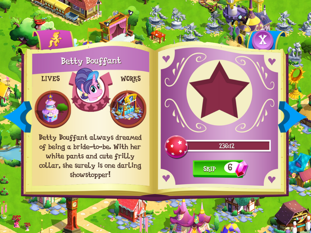 File:Betty Bouffant album page MLP mobile game.png
