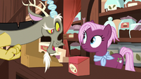 """Discord """"I got here just in time"""" S7E12"""