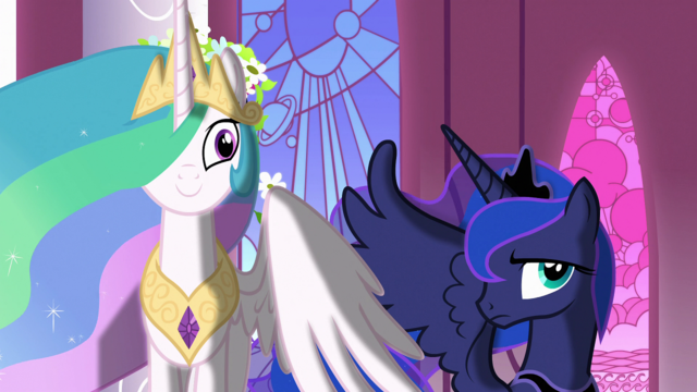 File:Princess Celestia happy to see Twilight S3E1.png