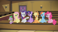 Rarity 'But I so wanted you to see this show!' S4E08