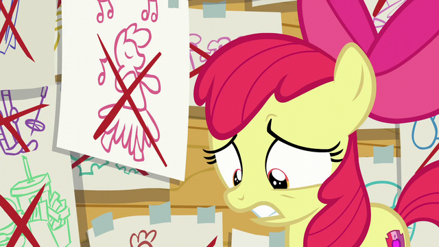 "File:Apple Bloom ""I wasn't very good at it"" S6E4.png"
