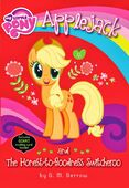 Applejack and the Honest-to-Goodness Switcheroo cover
