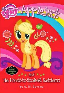 Applejack and the Honest-to-Goodness Switcheroo cover.jpg