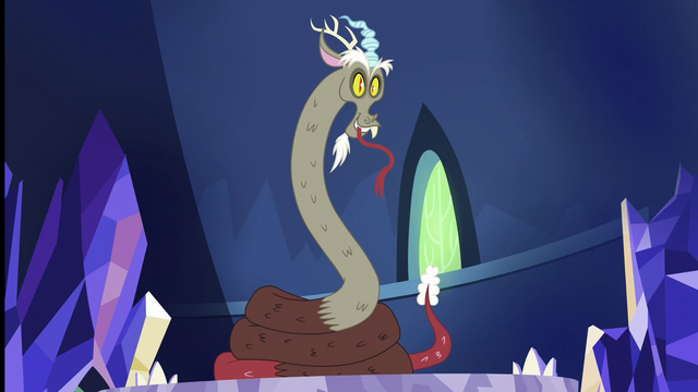 File:Discord turns into a rattlesnake again S5E22.png