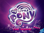 MLP The Movie promotional logo