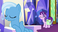 Trixie doesn't remember anymore S7E2