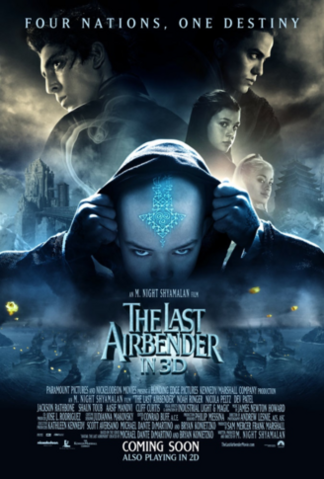 File:Avatar the Last Airbender Poster.png