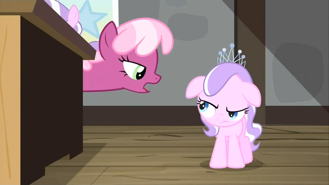 File:Cheerilee dismisses Diamond Tiara as the Editor-in-chief S2E23.png