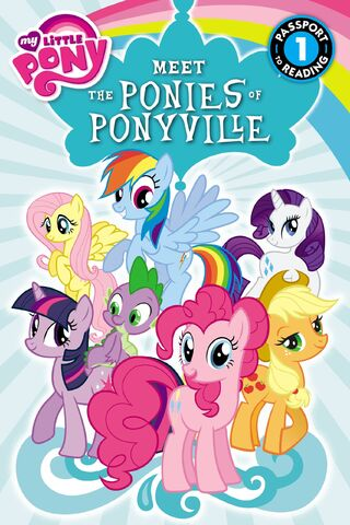 File:My Little Pony Meet the Ponies of Ponyville storybook cover.jpg