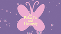 Pinkie Pie and Fluttershy butterfly EG opening.png