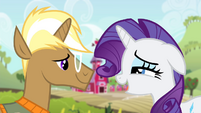 "Rarity ""au naturel"" S4E13"