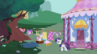 Sweetie Belle 'I told you' S2E05