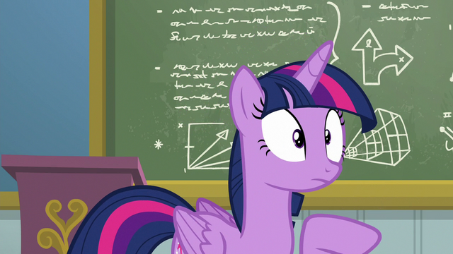 File:Twilight Sparkle hearing Rainbow snoring S6E24.png