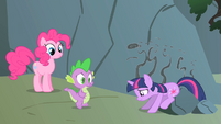 Twilight can't fight it S01E15
