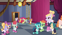 CMC and Tender Taps go backstage S6E4
