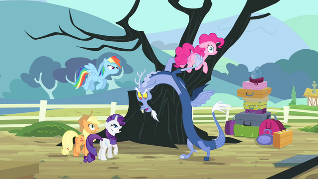 File:Discord lifting Pinkie S4E11.png