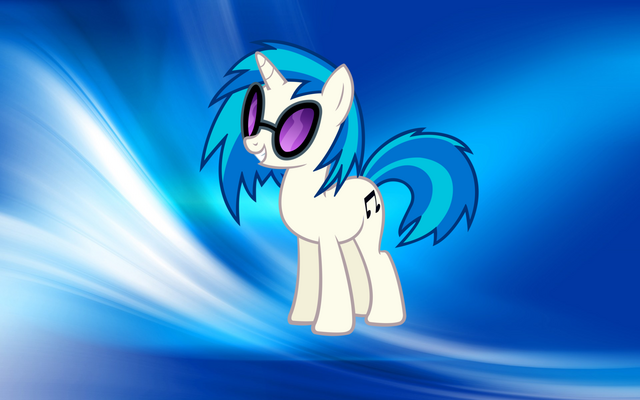 File:FANMADE Dj 3 pony.png