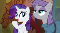 "Rarity ""see yourself with it?"" S6E3"