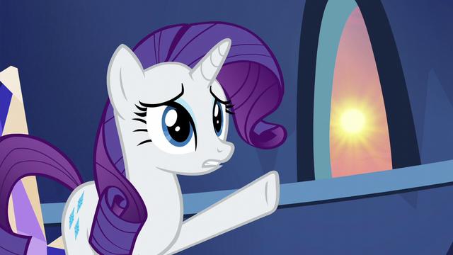 File:Rarity points to the setting sun S5E3.png