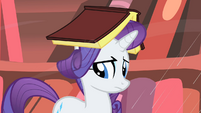 Rarity unsure about helping S1E08