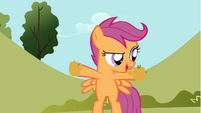 Scootaloo 'She's not afraid of anything!' S1E23