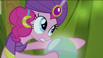 Pinkie Pie pointing S2E20