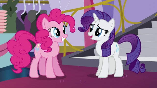 "File:Rarity ""I actually have been working very hard!"" S5E14.png"