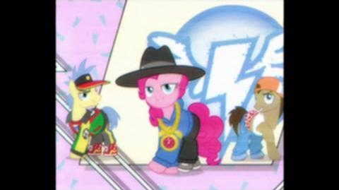The Rappin' Hist'ry of the Wonderbolts - Greek