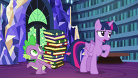 """Twilight Sparkle """"which should be..."""" S6E21"""
