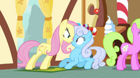 Fluttershy angry S02E19