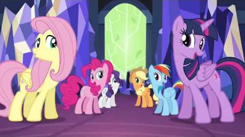 MLP FiM Music Let the Rainbow Remind You HD