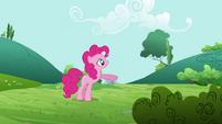 Pinkie Pie 'Wait, come back' S3E3
