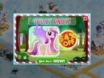Princess Cadance MLP game promo