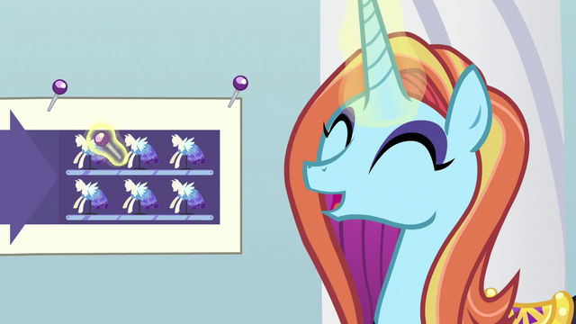 """File:Sassy's plan step """"Assemble the Assembly Line"""" S5E14.png"""