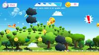 Sunset Shimmer Flying game MLPMobileApp