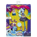 Trixie Equestria Girls Rainbow Rocks Fashion Set packaging