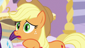 "Applejack ""the form is reminiscent of..."" S7E9.png"