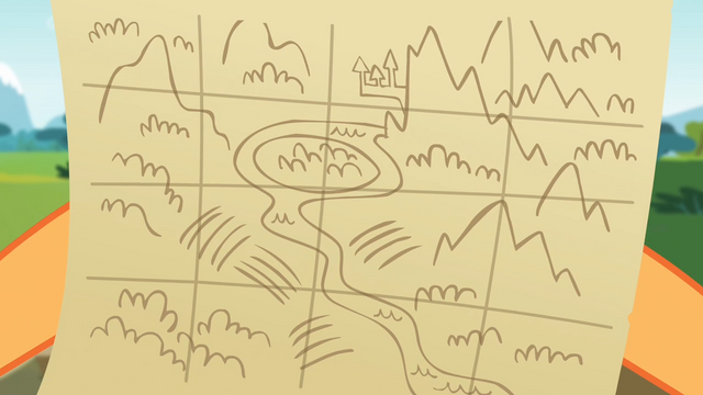 File:Applejack holding a map S4E09.png