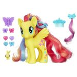 Cutie Mark Magic Styling Strands Fluttershy doll