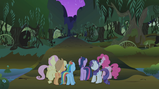 File:Entrance to the Everfree Forest S1E02.png