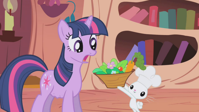 File:Angel offering a salad to Twilight S1E3.png