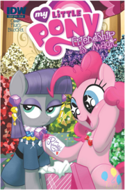 Comic 20 Hot Topic cover